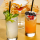 Three different assorted alcoholic cocktails - PhotoDune Item for Sale