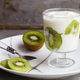 Yogurt,homemade kiwi. Healthy Breakfast. - PhotoDune Item for Sale