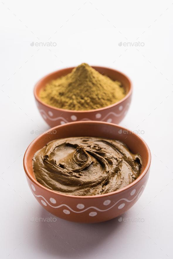 Henna / Mehandi - Stock Photo - Images