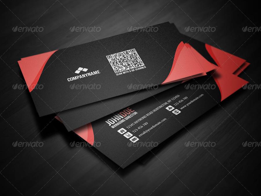 New qr code business card by glenngoh graphicriver new qr code business card corporate business cards 01newqrcodebcblue1g 02newqrcodebcblue2g 03newqrcodebcblue3g colourmoves