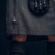 Traditional Scottish costume. Kilt and sporran. - PhotoDune Item for Sale