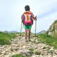 Little boy walks on mountain - PhotoDune Item for Sale