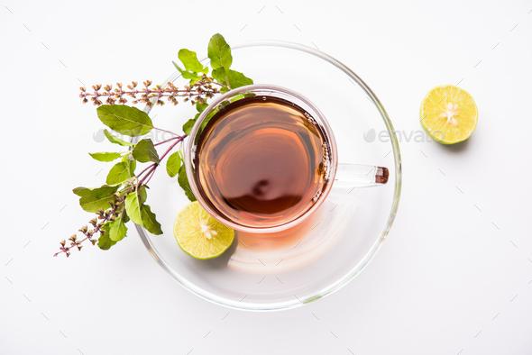 Herbal Tea - Stock Photo - Images