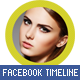 Circles Facebook Timeline - GraphicRiver Item for Sale