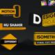 Modern Isometric Titles-Final Cut Pro