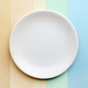 empty white plate - PhotoDune Item for Sale
