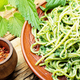 Pasta with sauce pesto - PhotoDune Item for Sale