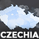Czech Republic Map - Czechia Map Kit - VideoHive Item for Sale