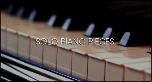 Solo Piano Pieces