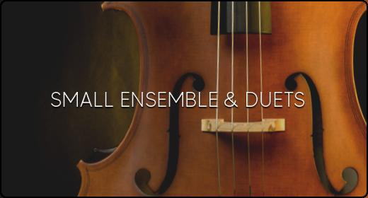 Small Ensemble & Duets