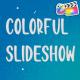 Colorful Cartoon Slideshow | FCPX