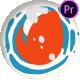 Splash Cartoon Logo For Premiere Pro - VideoHive Item for Sale