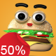 Burger - Character Kit - VideoHive Item for Sale