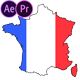 France Map Toolkit