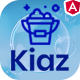 Kiaz - Angular 9 Disinfecting & Cleaning Services