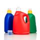 Regular liquid laundry detergent of various fragrance variant on white background - PhotoDune Item for Sale