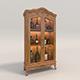 Liquor Cabinet Classic Style