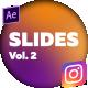 Instagram Stories Slides Vol. 2 - VideoHive Item for Sale