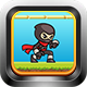 Ninja Jump and Collect Coins (CAPX and HTML5)