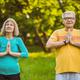 Practicing Yoga - PhotoDune Item for Sale