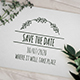 Wedding Invitation - Save the Date - VideoHive Item for Sale