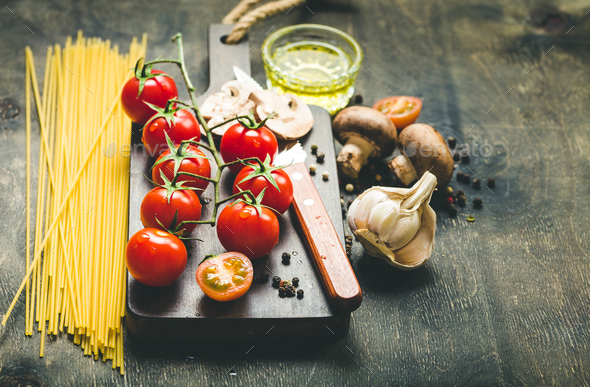 Cooking food process - Stock Photo - Images