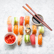 Sushi assorted set - PhotoDune Item for Sale