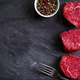 Raw filet mignon steaks - PhotoDune Item for Sale