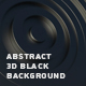 Abstract 3d Black Background - VideoHive Item for Sale