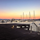 Landscapes from Sardinia by Italy,  on the Background the Portisco Harbor - PhotoDune Item for Sale