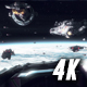 Hyperspace Fleet Arrival Pack (4K) - VideoHive Item for Sale