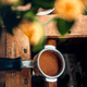 Close up image of coffee pot. - PhotoDune Item for Sale