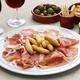 jamon serrano with picos, spanish food - PhotoDune Item for Sale