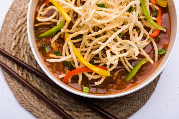 Indo-chinese American Chop Suey - Stock Photo - Images