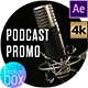 Podcast Promo / Opener / Intro - VideoHive Item for Sale