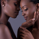 image of two beautiful black african models - PhotoDune Item for Sale