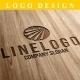 Line Logo - GraphicRiver Item for Sale