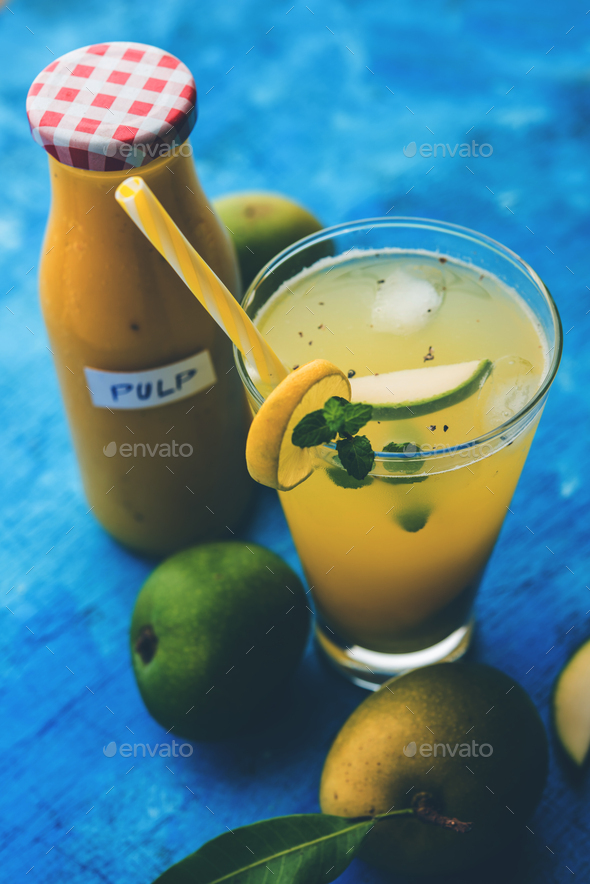 Aam Panna - Stock Photo - Images