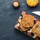 Pumpkin bread loaf - PhotoDune Item for Sale