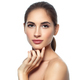 Nice  young woman natural make up classic beauty portrait - PhotoDune Item for Sale