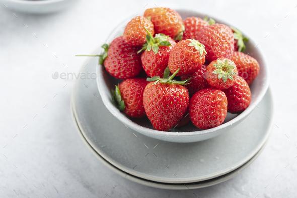 Sweet fresh strawberry - Stock Photo - Images