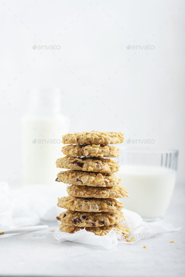 Homemade cookeis - Stock Photo - Images