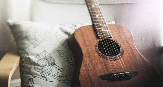 Acoustic, Positive, Happy
