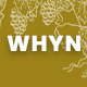 WHYN | Wine Tasting & Events HTML Template