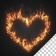 Fire Heart - VideoHive Item for Sale