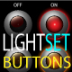"set of ""on"" and ""off"" lights - GraphicRiver Item for Sale"