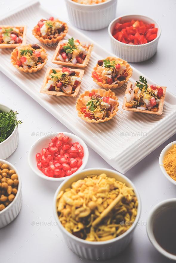 Crispy Canape - Stock Photo - Images