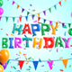 Happy Birthday Wishes - VideoHive Item for Sale