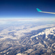 flight over Asia Alps - PhotoDune Item for Sale