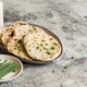 Onion naan - traditional indian bread. pita bread - PhotoDune Item for Sale